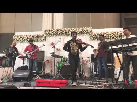Maruvarthai medley-Abhijith P S Nair- Private Event