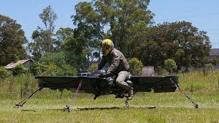 US Soldiers Could Soon Travel Like Stormtroopers: Military Bosses Developing Star Wars 'hoverbikes'