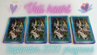 VALI KAART 🔮 September 2020 prognoos 🍂