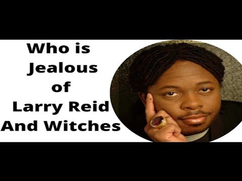 Larry Reid Mentor - Larry Reid Live And His Witch Mentor - Hood Evangelist