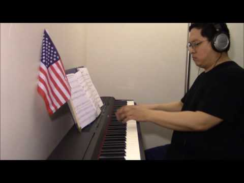 The Star-Spangled Banner (American National Anthem) - Marcel Talangbayan - piano