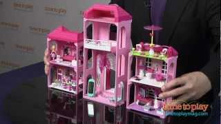 Barbie Build N Style Luxury Mansion From Mega Bloks