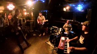 Cookin on 3 Burners - Kebs Bucket Live at the Room - Shibuya, Japan