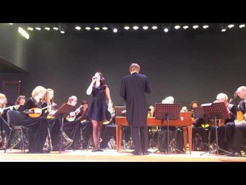 Ветер перемен Анна-Мария Сабирова и Калининградский оркестр народных инструментов