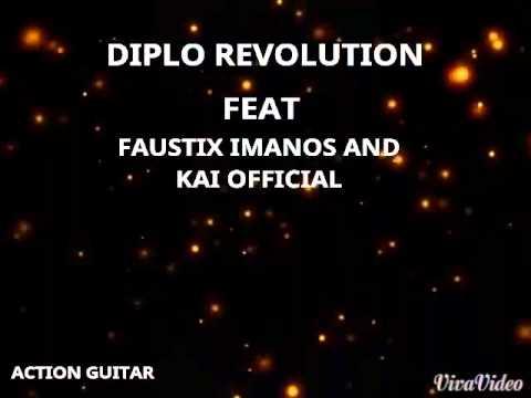 AUDIO-DIPLO REVOLUTION FEAT FAUSTIX IMANOS