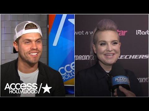 Kelly Osbourne & Dustin Lynch On Their Relationship: Are They More Than Friends? | Access Hollywood