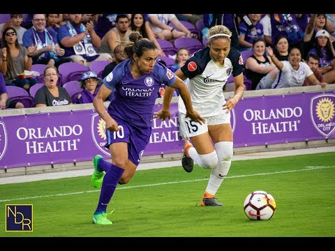 MATCH 9 (Pride vs. North Carolina) | Post-Match Presser With Marta Vieira da Silva
