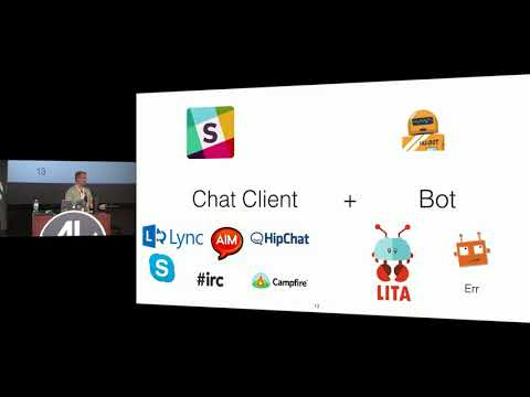 Voice Controlled ChatOps - Aaron Blythe - Midwest.io 2016