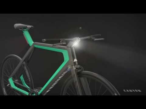Urban Rush e-bike by Florian Mayer