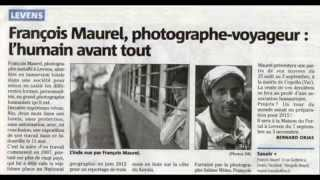 RECUP ART / PEUPLE NOMADE DE LA MER  / FRANCOIS MAUREL