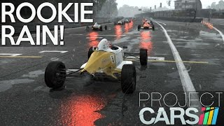 Project Cars - Rookie Rain! (PC 1080p 60fps)