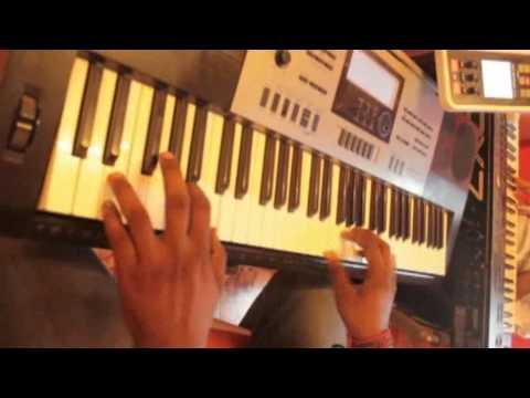 Vinmeen vidhayal Instrumental - KEYBOARD VERSION
