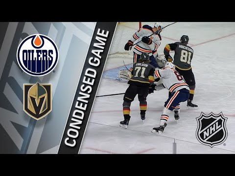 02 15 18 condensed game oilers @ golden knights