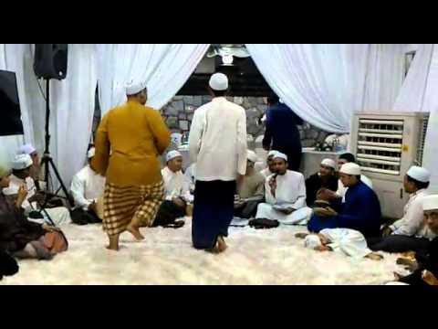 marawis ahbabul habib fatah qufli   di tamantar