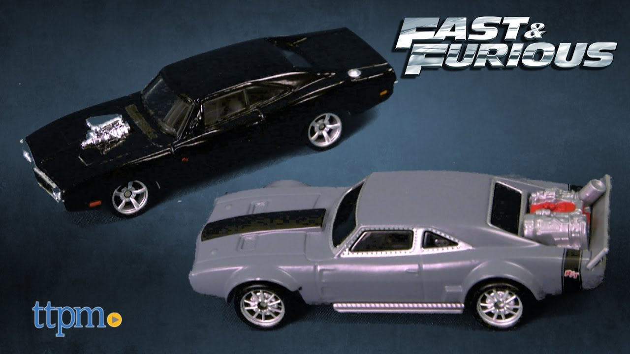 Fast & Furious Dodge Charger R/T 1970 & Fate of the Furious Ice ...
