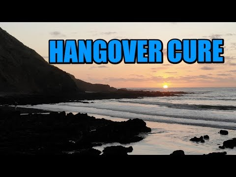 Angie Ward - How To Cure Your New Years Day Hangover!