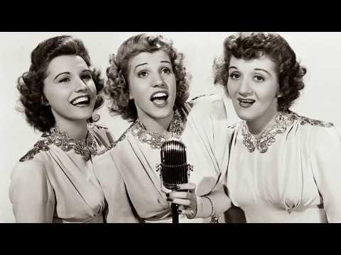 Andrews Sisters  Sing, Sing, Sing