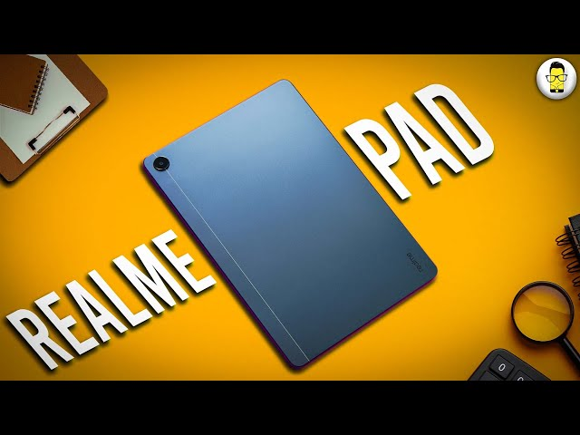 Realme Pad Review: First-Attempt Done Right!