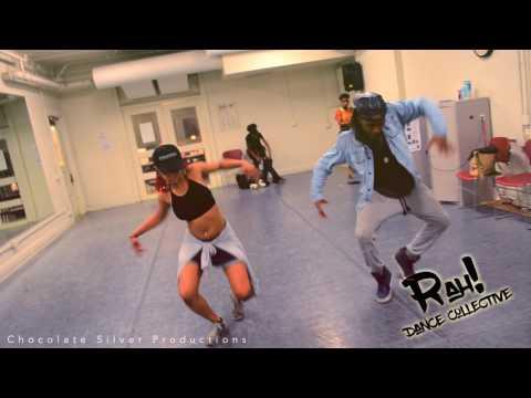 Afrofusion Dance Class - Skin Tight Mr Eazi