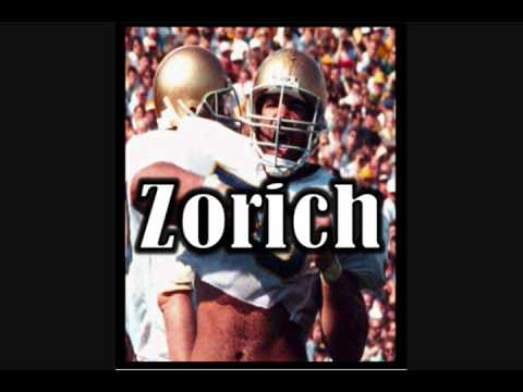 Chris Zorich Thought Notre Dame Was in France as High Schooler