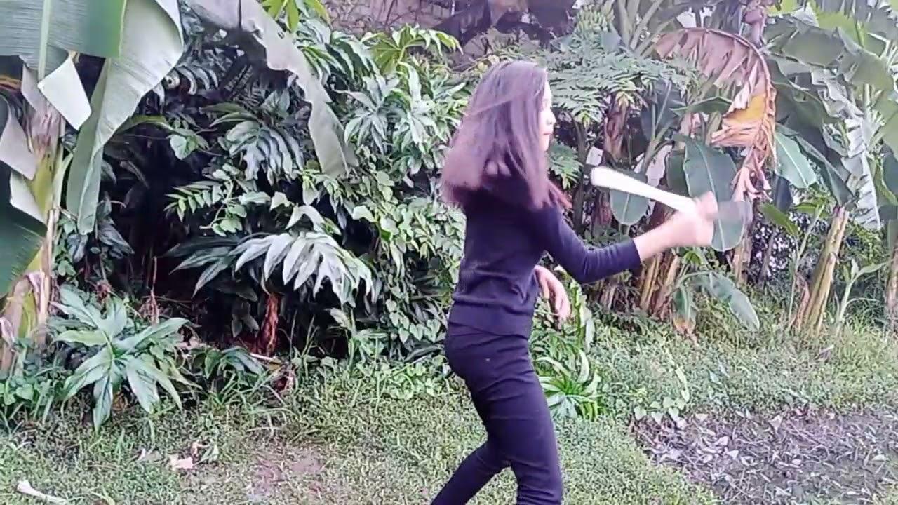 Si Cantik Felisa vs Abdul Main Golok Silang