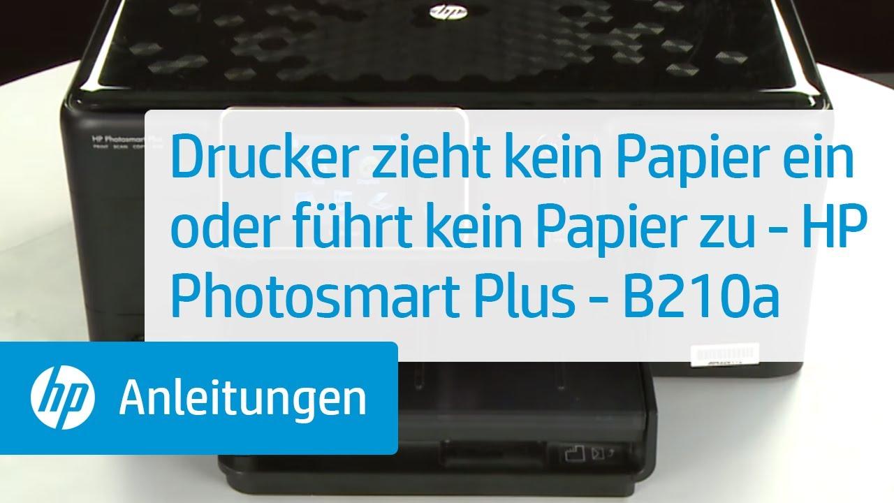 Drucker Zieht Kein Papier Ein Oder F 252 Hrt Kein Papier Zu