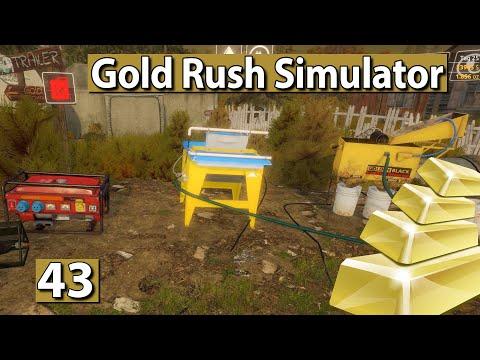 GOLDGRÄBER SIMULATOR 💰 Tier 3 anschließen und Aufräumen ► #43 Gold Rush Gameplay deutsch