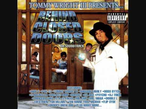 Tommy Wright III feat. Double L - Too Many Enemies