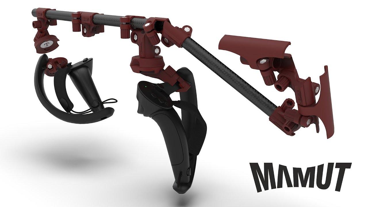 Mamut Apto - Magnet VR Gun Stock    Indiegogo