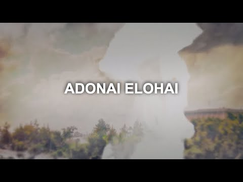 Paul Wilbur - Adonai Elohai (Spanish Version Lyric Video)