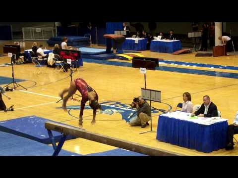 Brittany Parker - Beam - Day 3 Event Finals 4/11/0...