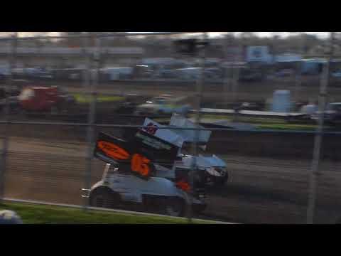 305 Sprint Car Heat 1 @ Boone Speedway 04/28/18