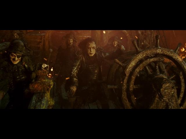 캐리비안의 해적: 죽은 자는 말이 없다 - 수퍼볼 예고편 (한글자막)
