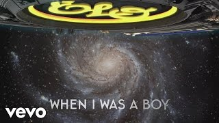 ELO - When I Was A Boy (Jeff Lynne's ELO – Lyric Video)