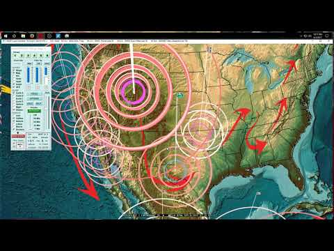 9/03/2017 -- Earthquake Update -- North Korea nuke Earthquake + Yellowstone supervolcano