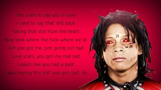 Trippie Redd Love Scars Lyrics