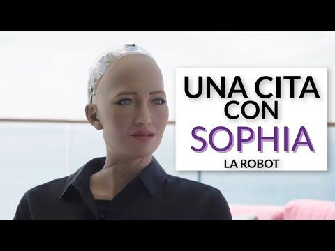 La reacción de Will Smith cuando intentó seducir a una robot
