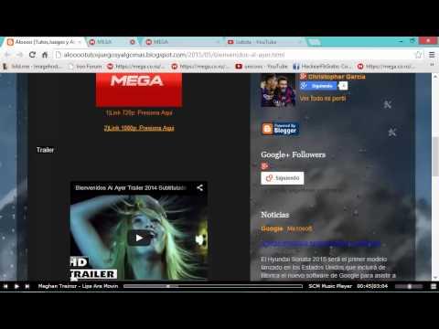 Como Descargar Pelicula Bienvenidos al Ayer 1 Link Mega 1080p Español HD