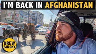 I'm Back in AFGHANISTAN (Exploring KABUL)