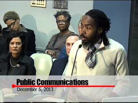 Huntsville City Council December 5, 2013