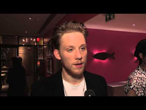 Joe Cole - Peaky Blinders Season 2 - London Premiere Interview