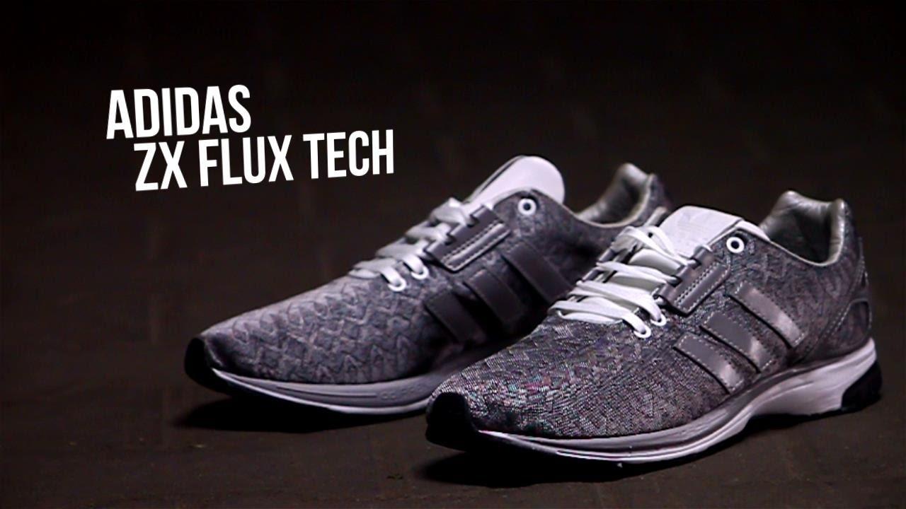 Adidas Zx Flux Tech