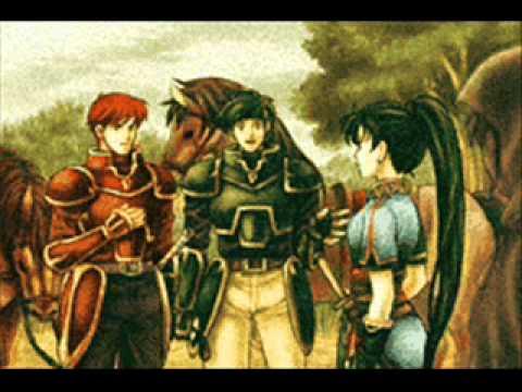 Fire Emblem 7 Soundtrack - 02 Fire Emblem Theme