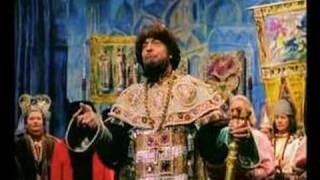 Pinza sings Godunov