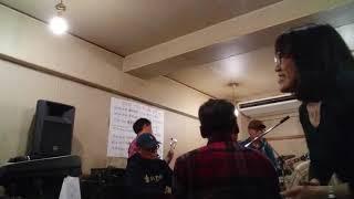 2019/2/16 新宿御苑スタジオでの演奏.