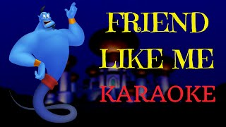 Friend Like Me - Aladdin (Multilanguage Karaoke)