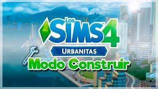 Los Sims 4 URBANITAS | REVIEW MODO CONSTRUIR