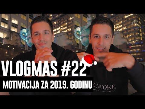 MOTIVACIJA ZA 2019. GODINU  | #VLOGMAS22