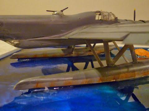 CANT Z 506 B Airone - Supermodel 1/72