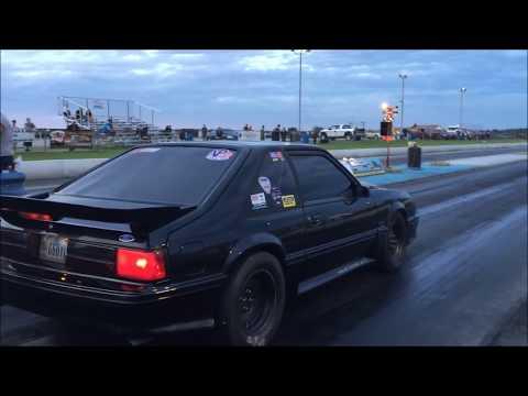 1987-93 Mustang GT/Cobra 5 0 Foxbody Single Turbo System